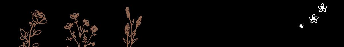 中医アロマトリートメント 装飾